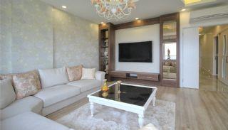 Wohnungen in Antalya mit Panorama Stadt und Meerblick, Foto's Innenbereich-2