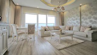 Appartementen in Antalya met Panoramisch Stad en Zeezicht, Interieur Foto-3