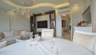 Wohnungen in Antalya mit Panorama Stadt und Meerblick, Foto's Innenbereich-4