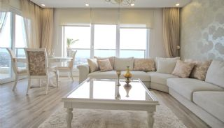 Apartments in Antalya with Panoramic City and Sea View, Interior Photos-5