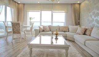 Wohnungen in Antalya mit Panorama Stadt und Meerblick, Foto's Innenbereich-5