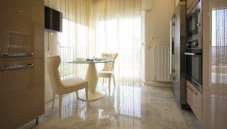 Appartementen in Antalya met Panoramisch Stad en Zeezicht, Interieur Foto-8