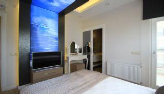Appartementen in Antalya met Panoramisch Stad en Zeezicht, Interieur Foto-10