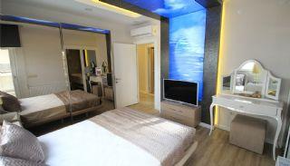 Wohnungen in Antalya mit Panorama Stadt und Meerblick, Foto's Innenbereich-11