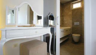 Wohnungen in Antalya mit Panorama Stadt und Meerblick, Foto's Innenbereich-12