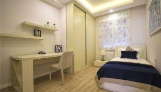Wohnungen in Antalya mit Panorama Stadt und Meerblick, Foto's Innenbereich-13