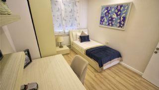 Appartementen in Antalya met Panoramisch Stad en Zeezicht, Interieur Foto-14