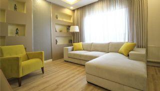 Wohnungen in Antalya mit Panorama Stadt und Meerblick, Foto's Innenbereich-15