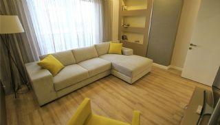 Wohnungen in Antalya mit Panorama Stadt und Meerblick, Foto's Innenbereich-16