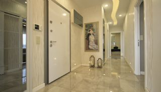 Wohnungen in Antalya mit Panorama Stadt und Meerblick, Foto's Innenbereich-20
