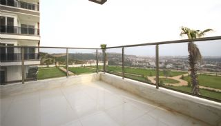 Apartments in Antalya with Panoramic City and Sea View, Interior Photos-22