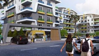Intelligent Immobilier à Konyaalti Antalya, Antalya / Konyaalti - video