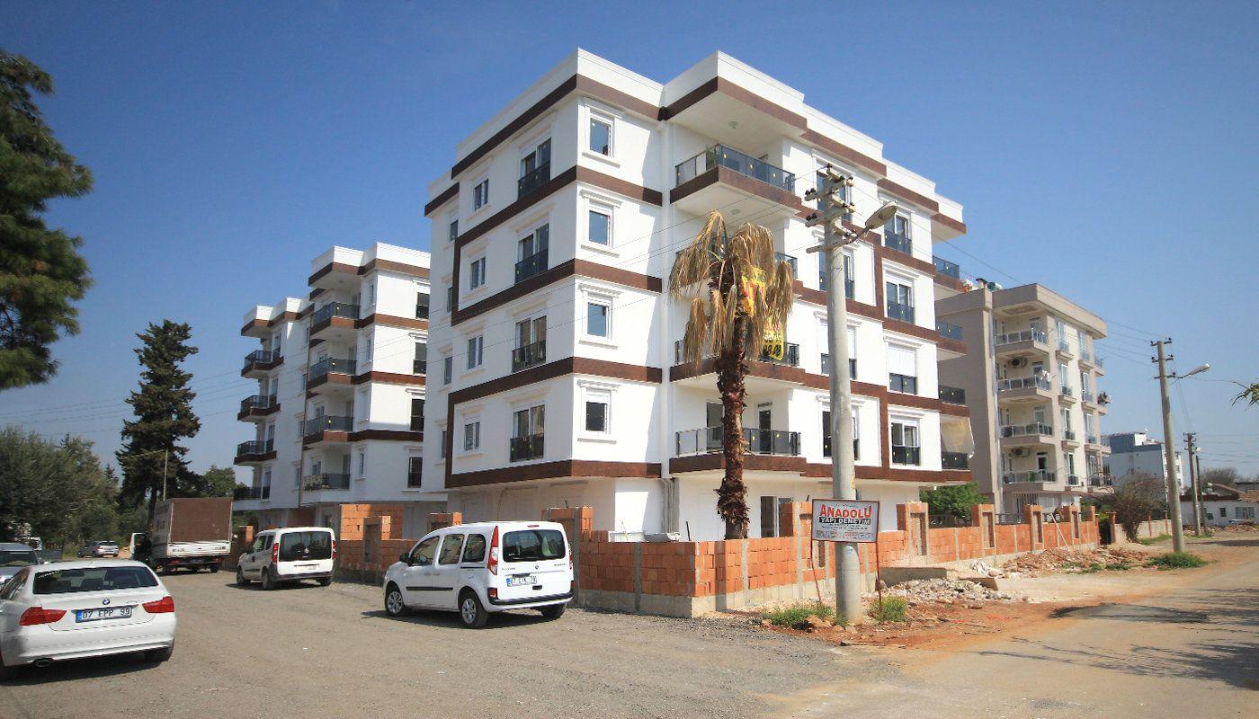 Neugebaute Antalya Wohnungen mit Küchengeräten