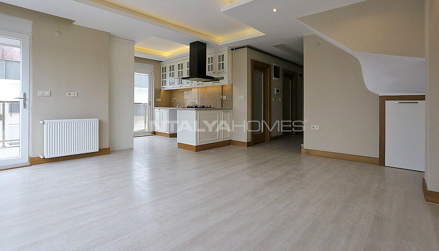 konyaalti wohnungen mit smart home system f r ihren komfort. Black Bedroom Furniture Sets. Home Design Ideas