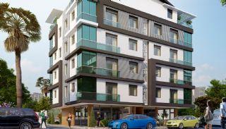 Goed gelegen Nieuw gebouwde Appartementen in Antalya, Antalya / Konyaalti