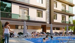 Goed gelegen Nieuw gebouwde Appartementen in Antalya, Antalya / Konyaalti - video