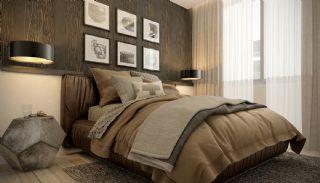 Goed gelegen Nieuw gebouwde Appartementen in Antalya, Interieur Foto-5