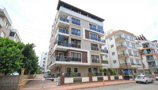 3 Slaapkamer Appartement met Aparte Keuken in Konyaalti, Antalya / Konyaalti