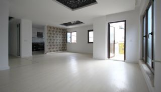 3 Slaapkamer Appartement met Aparte Keuken in Konyaalti, Interieur Foto-1