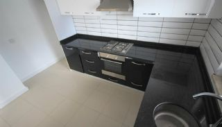 3 Slaapkamer Appartement met Aparte Keuken in Konyaalti, Interieur Foto-8