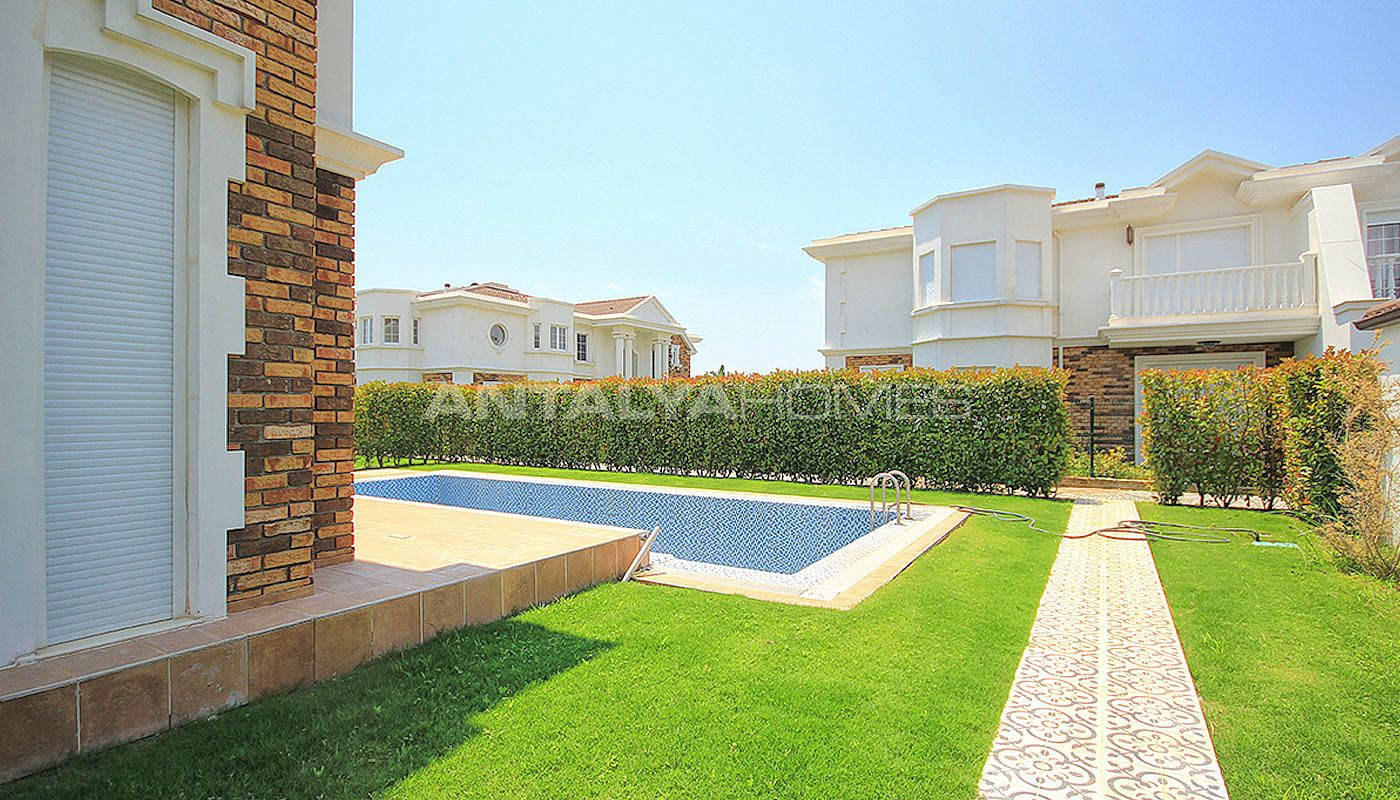 Luxe villas in turkije antalya met prive zwembad for Luxe villa met zwembad