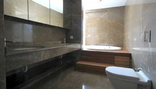 Luxueuses Villas Bien Conçues à Antalya avec Piscine Privée, Photo Interieur-8