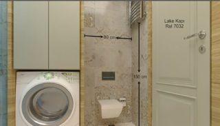 Quality Lara Apartments for Comfortable Life in Antalya, Interior Photos-4