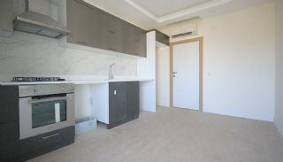 Ready Apartments with Separate Kitchen in Antalya Center, Interior Photos-6