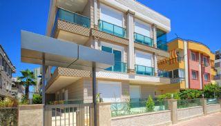 آپارتمان های آماده تحویل در منطقه ای آرام در لارا در آنتالیا, آنتالیا / لارا