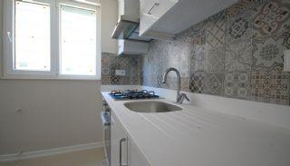 Купить Готовые Апартаменты в Спокойном Районе Анталии, Лара, Фотографии комнат-8