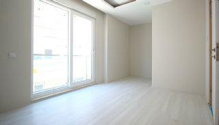 Купить Готовые Апартаменты в Спокойном Районе Анталии, Лара, Фотографии комнат-10