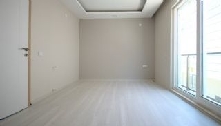 Купить Готовые Апартаменты в Спокойном Районе Анталии, Лара, Фотографии комнат-11