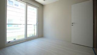 Купить Готовые Апартаменты в Спокойном Районе Анталии, Лара, Фотографии комнат-14