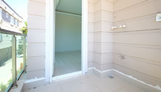 Купить Готовые Апартаменты в Спокойном Районе Анталии, Лара, Фотографии комнат-21