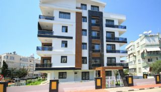 Ready Antalya Apartments Close to Famous Isiklar Street, Antalya / Center