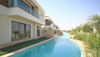 Detached Villas with Biological Swimming Pool in Antalya, Antalya / Dosemealti - video
