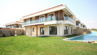 Detached Villas with Biological Swimming Pool in Antalya, Antalya / Dosemealti