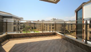 Intelligent Designed Konyaalti Flats with Natural Gas, Interior Photos-21