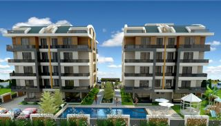 Quality Antalya Apartments with Installment Plan, Antalya / Konyaalti - video