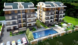 Quality Antalya Apartments with Installment Plan, Antalya / Konyaalti