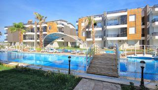 آپارتمان با طراحی زیبا در لارا در آنتالیا, آنتالیا / لارا - video
