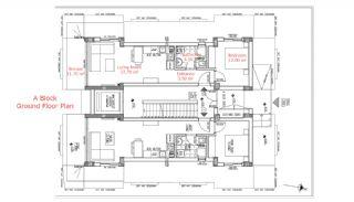 شقق حديثة البناء في انطاليا مزودة بأدوات المطبخ, مخططات العقار-1