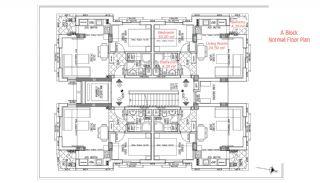 شقق حديثة البناء في انطاليا مزودة بأدوات المطبخ, مخططات العقار-2