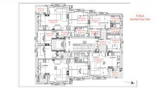 شقق حديثة البناء في انطاليا مزودة بأدوات المطبخ, مخططات العقار-6