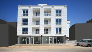 Modern Real Estate with Separate Kitchen in Antalya Center, Antalya / Center
