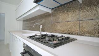 Modern Real Estate with Separate Kitchen in Antalya Center, Interior Photos-8