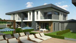 Eye-Catching Duplex Villas in a Luxury Complex of Antalya, Antalya / Dosemealti - video