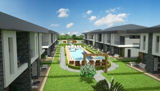 Döşemealtı'nda Göz Alıcı Mimarisiyle Dikkat Çeken Villalar, Antalya / Döşemealtı