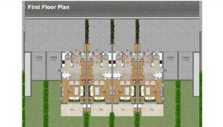 Döşemealtı'nda Göz Alıcı Mimarisiyle Dikkat Çeken Villalar, Kat Planları-2
