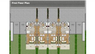 Eye-Catching Duplex Villas in a Luxury Complex of Antalya, Property Plans-2